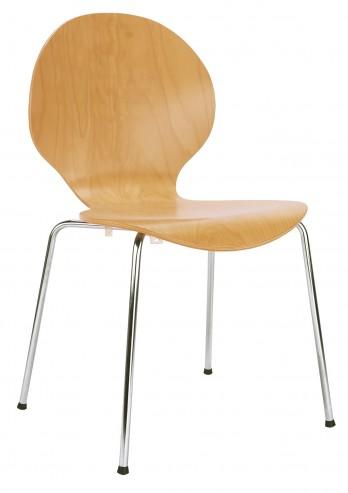 Krzesło Espresso chrome