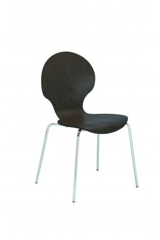 Krzesło Frappe chrome 1033