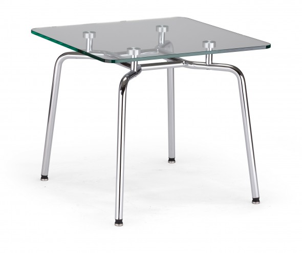 Stolik Hello table GL chrome