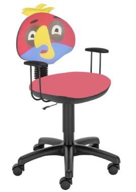 Krzesło dziecięce Kika Papuga