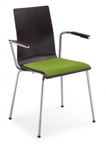 LATTE ARM seat plus chrome YN200