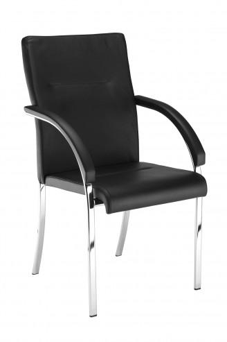 Fotel Neo lux 4L arm chrome SD01
