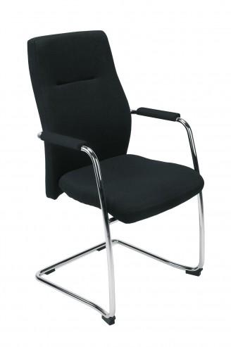 Krzesło Orlando lux steel cfp chrome YB009