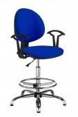 Krzesło SMART gtp27 steel ring base chrome cpt