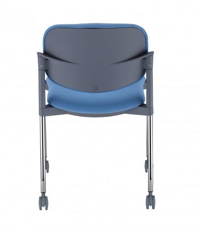 Krzesło Step 31GR FLCR RLGR NA UNY06 tył