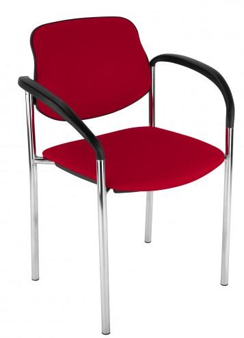 Krzesło Styl arm chrome C16
