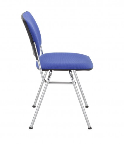 Krzesło V sit chrome bok
