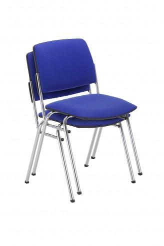 Krzesła V sit chrome sztaplowanie
