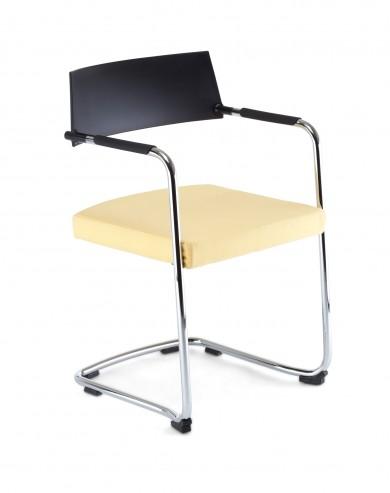 Krzesło Wait PP chrome OX040