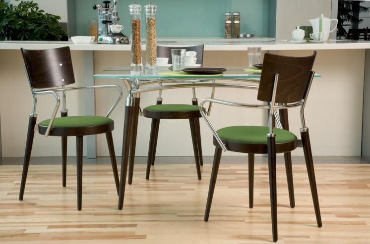 ALGEO DUO table szklo 800x1200