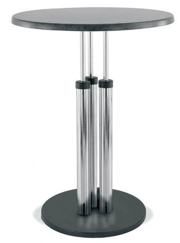 Stolik BISTRO table chrome