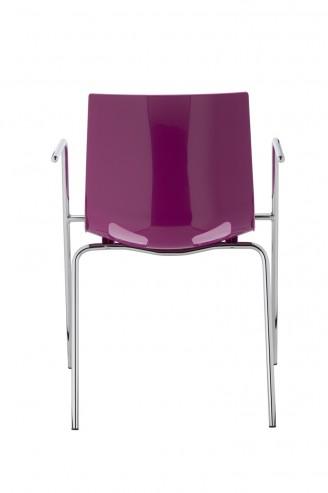 FONDO ARM purple tył