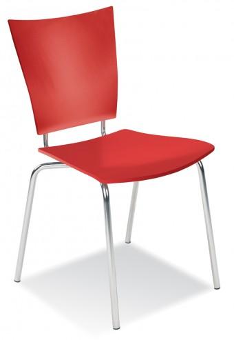 Krzesło MEDEA chrome