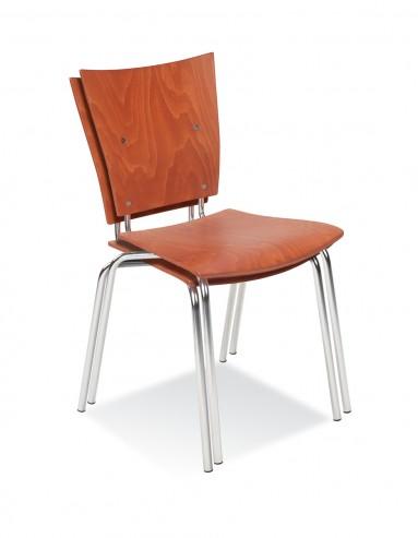 Krzesło MEDEA sztaplowanie