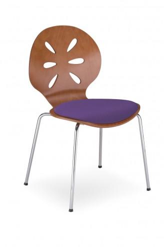 Krzesło ROSA seat plus chrome 1010 YB102
