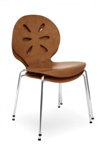 Krzesło ROSA sztaplowane