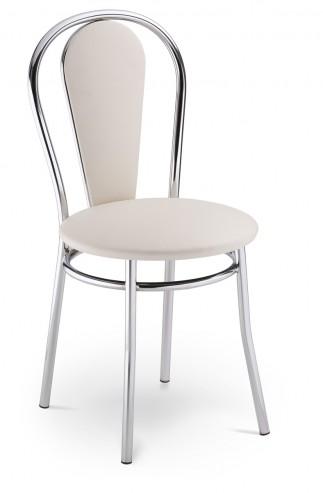 Krzesło TULIPAN PLUS chrome V01