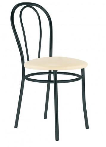 Krzesło TULIPAN black V04
