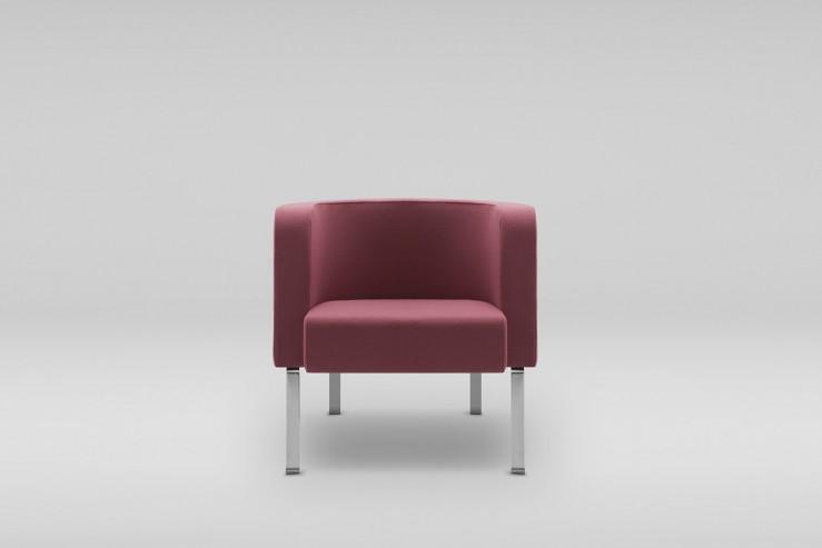 Fotel NEON M metalowe