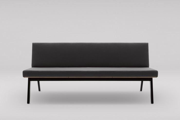 Sofa FIN 3 podstawa drewniana