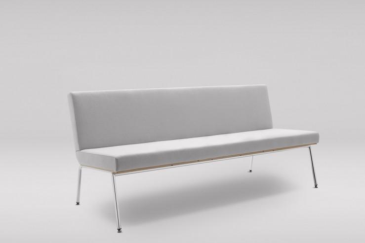 Sofa FIN 3 podstawa metalowa