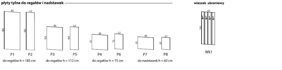 Bryły dostępne w systemie (2)