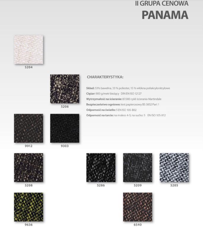 PANAMA II GRUPA CENOWA